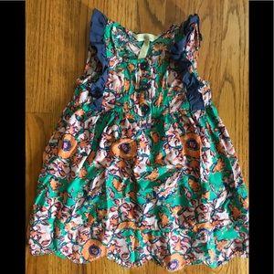 Matilda Jane Girls tunic size 6